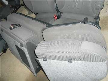 Fiat Stilo komplet sedišta