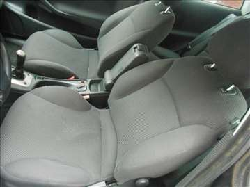 Fiat Stilo sedišta