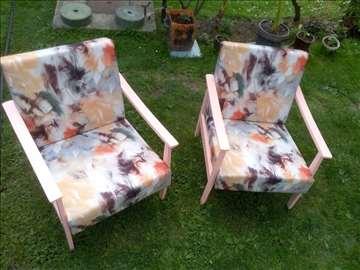 Retro fotelja,unikatna br 9