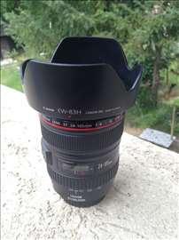 Canon 24-105 f4 L