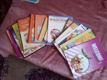 Knjige od 1.-4.razreda