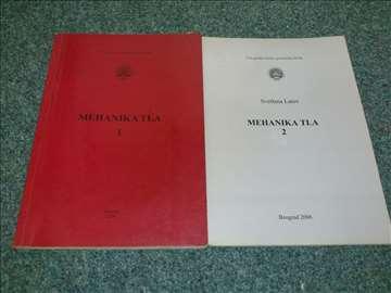 Mehanika tla 1 i 2 - Svetlana Latov