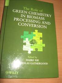 The Role of Green Chemistry in Biomass Processing