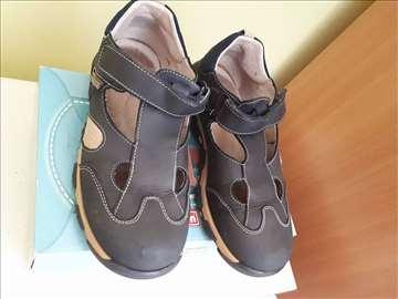 Ciciban polu-kožne sandale