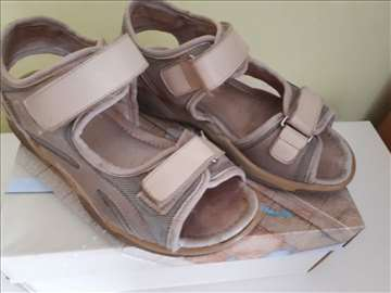 Dečje kože sandale Polino