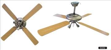 Plafonski ventilator sa sijalicama 130cm