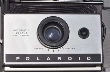 Polaroid 320 fotoaparat