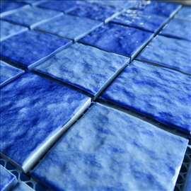 Porcelanski mozaik za bazene - cena po m2