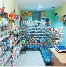 Prodavnica zdrave hrane na prodaju