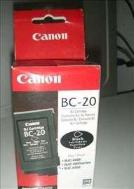 Patroni  Canon BC-20