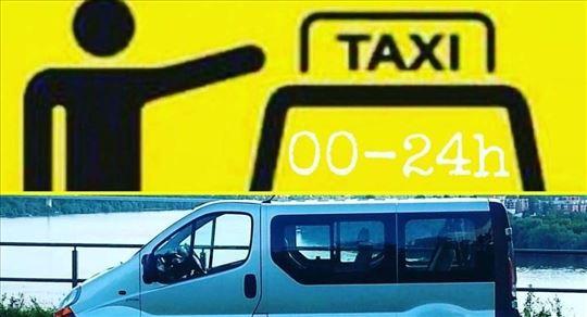 Prevoz putničkim i kombi vozilom