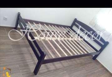 Bračni krevet Lucni wenge 160x200