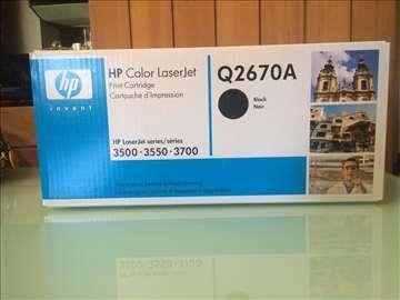 Toner HP Q2670A, crni, uvoz Svajcarska