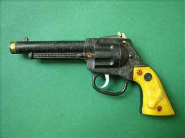 Pištolj - revolver na papirne kapisle
