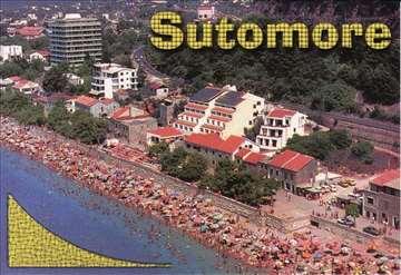 Crna Gora, Sutomore, povoljno sobe