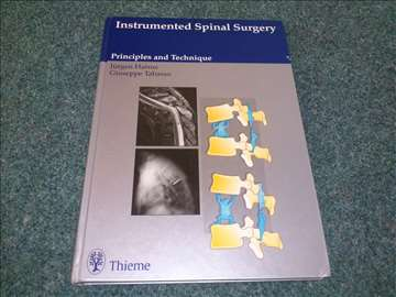 Instrumented Spinal Surgery: Principles and Techni