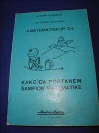 Stojanović: Kako Da Postanem Šampion Matematike