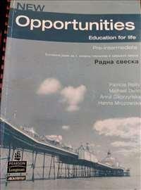 Opportunities  - Pre-Intermediate - radna sveska