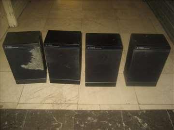 4 zvučnika za sređivanje