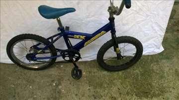Bicikl deciji BMX 16 cola,sa kontrom