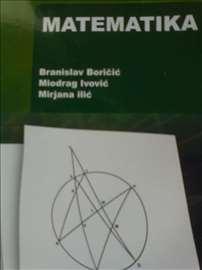 Matematika - Branislav Boričić, Miodrag Ivović...