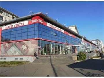 Prostor za izdavanje u okviru TC A1S Gate, Jurija