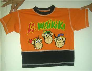 Komplet majica + helanke za devojčice