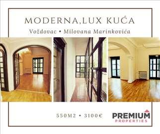 Luksuzna kuća na Voždovcu, 550m2