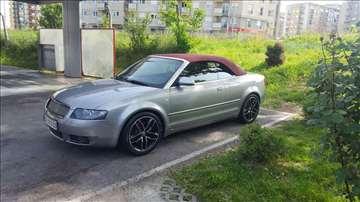 Audi A4 Cabrio 1.8T FULL
