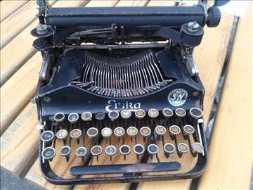 Pisaća mašina Erika portabl Model 3 Seidel & Nauma
