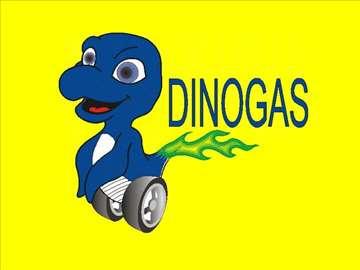 Dinogas d.o.o. - 15 godina sa vama