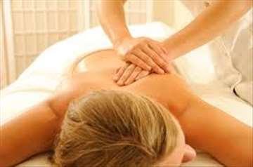 Novo masaža 100% prirodnim uljima i tinkturama