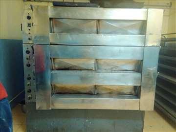 Pekarska peć na struju