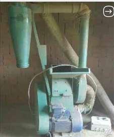 Peletirka i mlin za biomasu - povoljno!