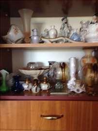 Rasprodaja porculana i murano stakla 200 kom