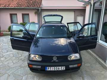 VW Golf III GL - 1.9 TDI
