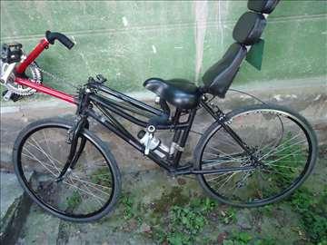 Na prodaju lezeci bicikl