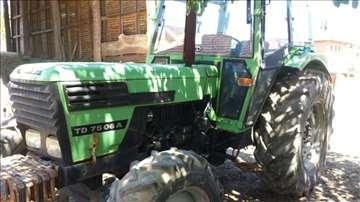 Prodajem traktor Torpedo Andriatik