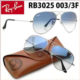 RAY BAN 3026 003/3F Gradient Blue - 50%