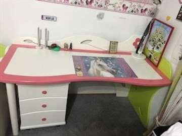 Dečji kreveti i radni stolovi Xylan povoljno