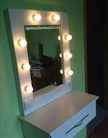 Ogledala za šminkanje, Žakula