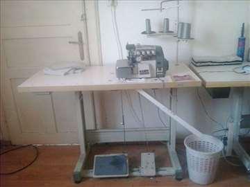 Prodaja industrijskih šivaćih mašina