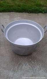 Aluminijumski kazani za topljenje masti