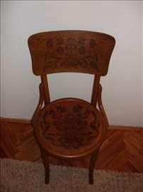 Prodajem antikvitet stolice