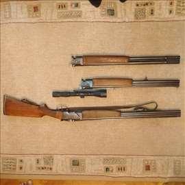 Kombinovana lovačka puška Brno ZH-321