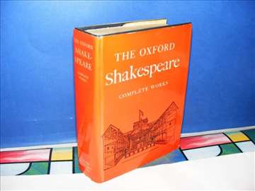 THE OXFORD SHAKESPEARE complete works