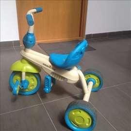 Tricikl-guralica 4 u 1 Smart Trike Safari