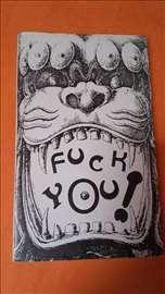Fuck You! - Iz američke underground poezije