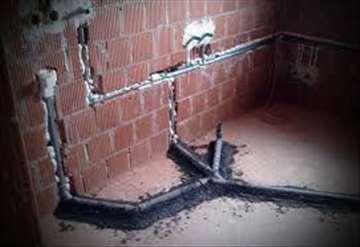 Izrada i popravka vodovodne instalacije