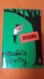 Maurice Henry karikature